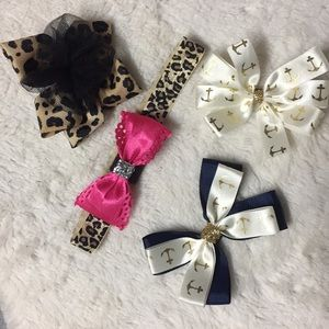 Other - Headband with clips